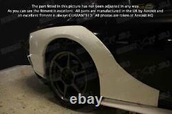 Aerokit R2 Rear Wings Fenders Quarters WIDE bodykit Mazda RX7 FD