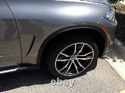 Arch set for BMW X5 F15 WIDE M Sport wheel trim extension flares fender XM