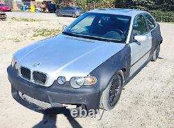 BMW 3 E46 Compact Overfenders WIDE BODY + Front Bumper