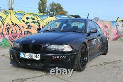 BMW E46 Coupe Pre facelift Non M3 Pandem Style Wide Fenders Wide Body Drift