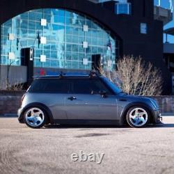 BMW Mini generation 1 r50 r52 r53 wide arch kit