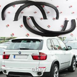 BMW X5 E70 fender flares extended wide wheel arch SET 4 pieces