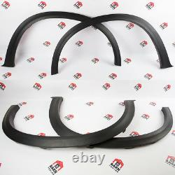 BMW X5 E70 fender flares extended wide wheel arch SET 4 psc
