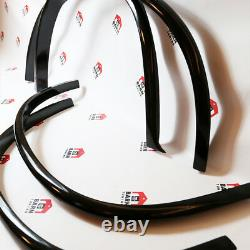 BMW X6 E71 fender flares extended wide WHEEL ARCHES 4 pcs 2008-2014