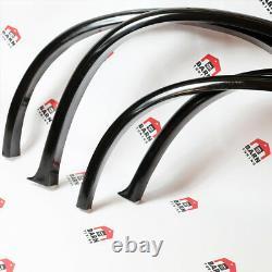 BMW X6 E71 fender flares extended wide WHEEL ARCHES SET 4 pcs