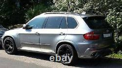 Body Kit Set for BMW X5 E70 LCI (2010 -2013) with Wide Wheel Arches
