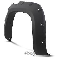 Bolt On Wide Body Front Rear Wheel Arch Fender Flare Set For Vw Amarok 10