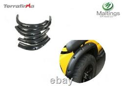 Discovery Td5 Wide Arch Kit Discovery Extended Wheel Arches 2 Terrafirma Tf115