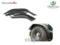 Discovery Wide Arch Kit Discovery Extended Wheel Arches 2 Terrafirma Tf114 5dr