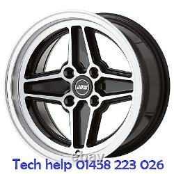 Escort Mexico wide arch RS4 Alloy wheels 15x8 one Wheel (NEW)