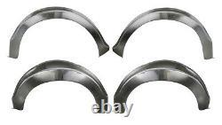 Escort Mk2 Tarmac Alloy Arch Set-13 Wheel-Works Type Aluminium Wide Arches KIT