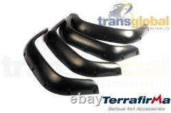 Extra Wide +2 Wheel Arch Kit for Land Rover Defender Terrafirma TF110