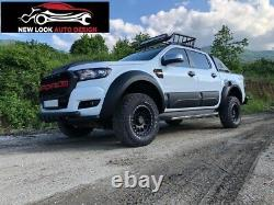 Fender Flares fits TOYOTA HILUX 2015+ Wide Wheel Arch Extensions
