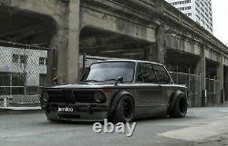 Fender flares for BMW 2002 LEGEND wide body wheel arch ABS 110mm 4pcs