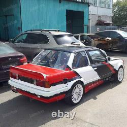 Fender flares for BMW E30 M3 CONCAVE wide body wheel arches 2.75 70mm 4pcs