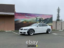 Fender flares for BMW E90 E91 E92 E93 CONCAVE wide body wheel arches 70mm+110mm
