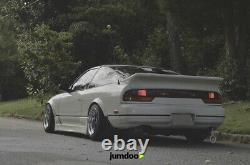 Fender flares for Nissan Silvia wide body JDM wheel arch 180sx 240sx 2.0 4pcs