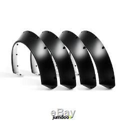 Fender flares for Scion tC CONCAVE wide body wheel arches 4.3 110mm 4pcs