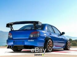 Fender flares for Subaru Impreza CONCAVE wide body kit wheel arches 2.75 4pcs