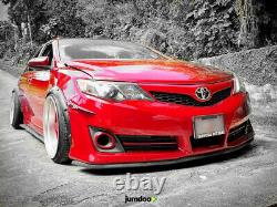 Fender flares for Toyota Camry JDM wide body wheel arch XV50 2.0 + 2.75 4pcs