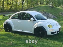 Fender flares for Volkswagen New Beetle JDM wide body kit wheel arch 2.75 4pcs