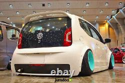 Fender flares for Volkswagen Up wide body kit wheel arch ABS 2.0 50mm 4pcs