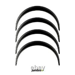Fender flares for Volvo 200 240 260 wide body kit Wheel Arch Extension 70mm 4pcs