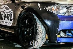 For BMW E82 1 Series Body Kit Wide Body Drift Motor Sport 6PCS