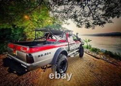 For Mitsubishi l200 single cab 2000 Extra Wide Wheel Arch/ Fender Flares/ Guard