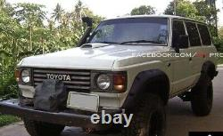 For Toyota Land Cruiser 60 SERIES Extra Wide Wheel Arch/ Fender Flares/ Guard