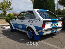 Ford Fiesta Mk1 Mk2 Rs Wide Fender Flares Wheel Arches Group 2 Xr2 X Pack