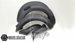 Ford Ranger 2012-15 Wide Body Wheel Arches Fender Flares T6