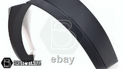 Ford Ranger 2019-2020 Wide Body Wheel Arches Fender Flares T8 OEM Raptor Style