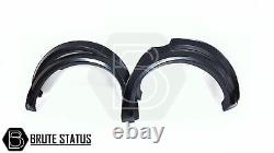 Ford Ranger 2019-2020 Wide Body Wheel Arches Fender Flares T8 Raptor Style