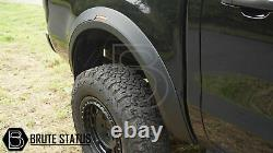Ford Ranger 2019-2020 Wide Body Wheel Arches & Wheel Spacers (Fender Flares T8)