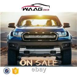 Ford Ranger Raptor Style Body Kit Grille, Bumper, Wide Wheel Arches 2016-2019