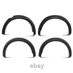 Front Rear Wide Body Wheel Arch Fender Flare Kit For Nissan Navara D40 08-12