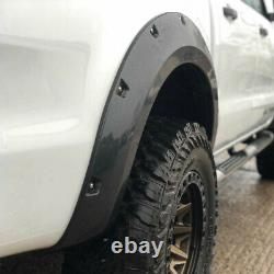 HAWKE Wide Arch Kit Wheel Arch Extensions to fit FORD RANGER UP TO 2015 MODELS
