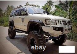 Isuzu Trooper Extra Wide Wheel Arch/ Fender Flares/ Guard