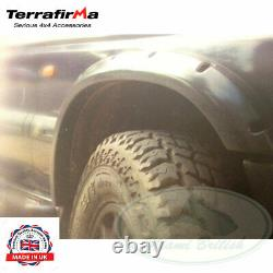 Land Rover 2 Extra Wide Wheel Arches Arch Kit Discovery 2 II Tf115 Tf