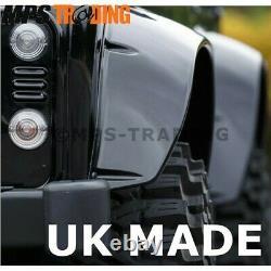 Land Rover Defender 110 170mm Wide Spectre Wheel Arch Set Gloss Finish Lr700g