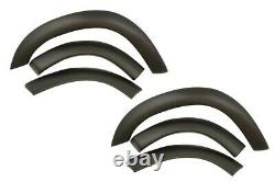 Land Rover Discovery 1 1989-1998 Front & Rear Wheel Arch Extension Set 6-pc 50mm