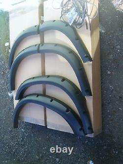 Land Rover Discovery 2 Extra Wide Wheel Arches