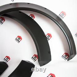 MAZDA 3 Fender Flares universal Wheel arch JDM SET 2.7 wide 70MM