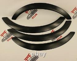 Mazda MX5 MK1 MK2 Fender Flares Wheel Arches Extensions Wide Body Kit SET 4 PCS