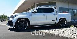 Mercedes-Benz X-Class 470 Wide Body Kit Fender Flares Wheel Arches Wing Spoiler