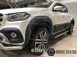 Mercedes X-Class Wide Body Wheel Arches Fender Flares