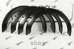 Mini Cooper Wide Body Fender Flares Set, Wheel arches 70mm Fit Mini Cooper S