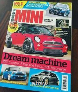 Mini R53 Wide Arch Kit