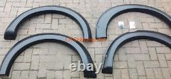 Mitsubishi L200 Wide Wheel Arches Fender Flares 2015 2018 Look Great Extension